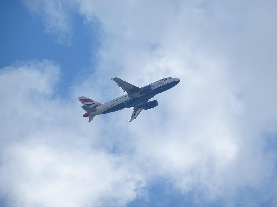 british airways swot